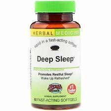 Deep Sleep, 60 Fast-Acting Softgels