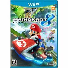 USED Mario Kart 8 - Wii U Japan Import