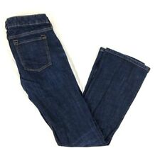 Banana Republic Womens Jeans Size 4 27 Regular Bootcut Dark Low Rise Stretch