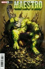 Maestro 3 Variant Moore *Marvel, December 2020, Hulk Origin, UK Seller*