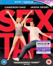 BRAND NEW! Sex Tape (Blu-ray 2014) Rating 15