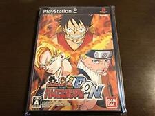 PS2 Battle Stadium D.O.N Japan