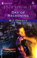 Day of Reckoning [Cascades Concealed] by B. J. Daniels , Mass Market Paperback