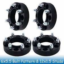 "1.5"" Toyota 6 Lug Hubcentric Wheel Spacers 6x5.5 6x139.7 Fits For 4-Runner 96-17"