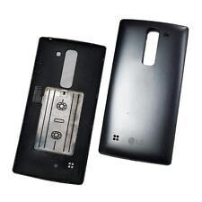 BATTERIA originale copertura posteriore per LG spirito 4G H440 h440n-Grigio Titanio NFC