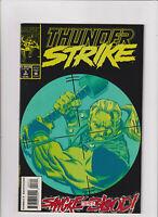 Thunderstrike #3 NM- 9.2 Marvel Comics 1993 Thor