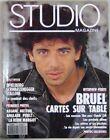 Revue Studio Magazine Aout 1993 Patrick Bruel