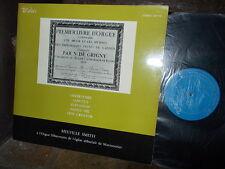 GRIGNY: Premier Livre d'orgue + Hymnes > Smith organ Orgel/ Valois stereo France