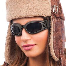 Steampunk Gafas de Fiesta Gafas de Aviador un tamaño adulto de plástico