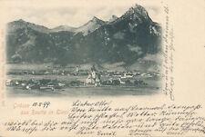 AK Grüsse aus Reutte, Tirol    (E10)