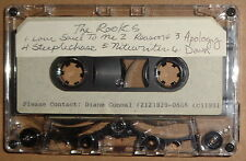THE ROOKS - Rare Rock Demo Cassette 1991 - Love said to Me, Reasons, Apology ...