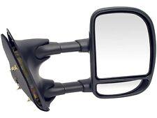 Ford F250 Super Duty Right Door Mirror Dorman 955-362 Manual Telescopic