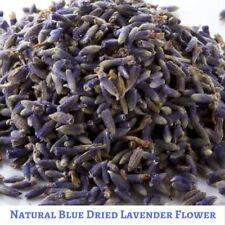 Super Blue 100 gram Dried Natural Lavender Flower - Free Shipping - Vacuum Pack