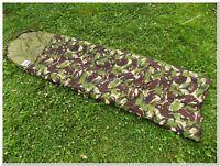 GB British Army DPM Camo Pattern Light Summer Season Sleeping Bag - Brand New