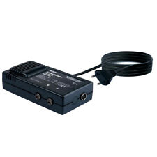 SCHWAIGER Zweigeräteverstärker Verstärker 2x18 DB DVB-T2 DVB-C DAB+ UKW BN8699
