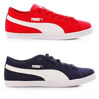 Puma Elsu Canvas Herren Damen Schuhe Sneaker Freizeitschuhe Sommer Schuhe Unisex