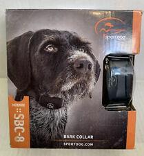 Sportdog Bark Collar