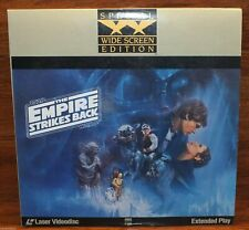 Star Wars: The Empire Strikes Back (Special Widescreen 2-Disc LaserDiscs) *Pg*