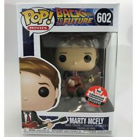 Back to the Future Marty McFly with Guitar Fan Expo 2018 BTTF | FUNKO POP! Vinyl