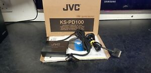 JVC KS-PD100 INTERFACE ADAPTER FOR iPOD,30 PIN DOCK CONNECTION,J-LINK CHANGER IN