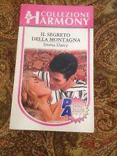 EMMA DARCY IL SEGRETO DELLA MONTAGNA PIU CHE BUONO!!HARMONY
