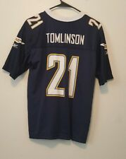Ladainian Tomlinson Youth Jersey Large San Diego Chargers NFL E3