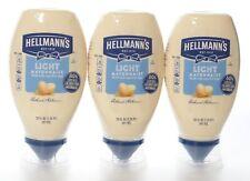 Hellman's Light Mayonnaise 3 pack 20 oz.