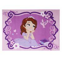 Kinderteppich Prinzessin Sofia 133 x 95 Kinder Teppich Disney Vogel