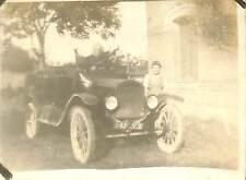 PHOTO AUTOMOBILE ANCIENNE OLD CAR