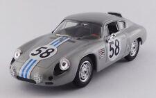Porsche Abarth Targa Florio 1963 Koch-Von Schroter #62 Best 1:43 Be9437  Model