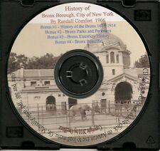 History 0f Bronx Borough, City of New York  - + Bonus Book