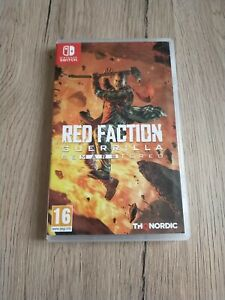 Red Faction Guerilla Remarstered Nintendo Switch