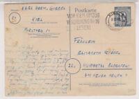 All.Bes./Gemeinsch.Ausg. Mi. P 954 Kiel / Reichspost, 11.10.46
