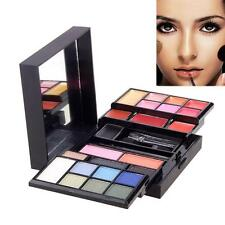 2016 23 Color Eye Shadow Palette Kit 10 Makeup Eyeshadow+11 Lip Gloss+2 Foundati