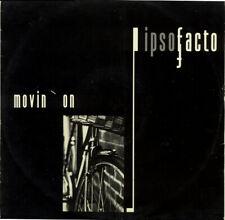 """Ipso Facto - Movin' On / VG+ / 12"""""""