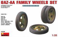 MINIART 35099 GAZ-AA Family Wheel Set in 1:35