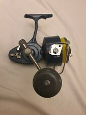 MITCHELL Sea Fishing Reel 487 Made in France