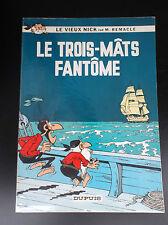 Le trois mats fantome EO 1967 PROCHE DU NEUF Vieux Nick Remacle