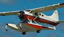 DE HAVILLAND BEAVER (plan de construction maquette avion)