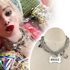 Cosplay Birds of Prey Harley Quinn Necklace Pendant Suicide Squad Accessories