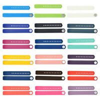 Luxury Replacement Silicone Watch Band Strap For Fitbit Alta Watch Wristband  A8