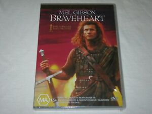 Braveheart - Special Edition - Brand New & Sealed - Region 4 - DVD
