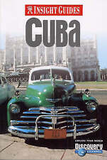 Good, CUBA INSIGHT GUIDE (INSIGHT GUIDES), unknown, Book