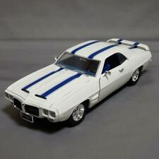 Yat ming Road Signature 1969 First TRANS AM Pontiac Furebird 1/18 F/S from JPN