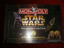 Star Wars Monopoly - Limited Collector's Edition by Parker - Pewter Pieces