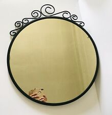 IKEA EKNE Wall Mirror, Bathroom Hallway Bedroom Wall Black Large Mirror
