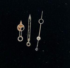 Original Vintage Rolex Submariner silvery gilt hands 6538 6536 5508 5510