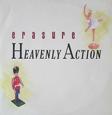 "Erasure - Heavenly Action (12"" Mute-Records Vinyl Maxi-Single England 1985)"