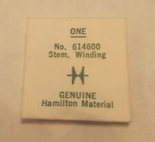HAMILTON WINDING STEM GRADES 911 - 911M  #614600