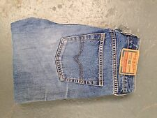 Mens Diesel Jeans - W29 L33 - Faded Navy Wash - Great Condition